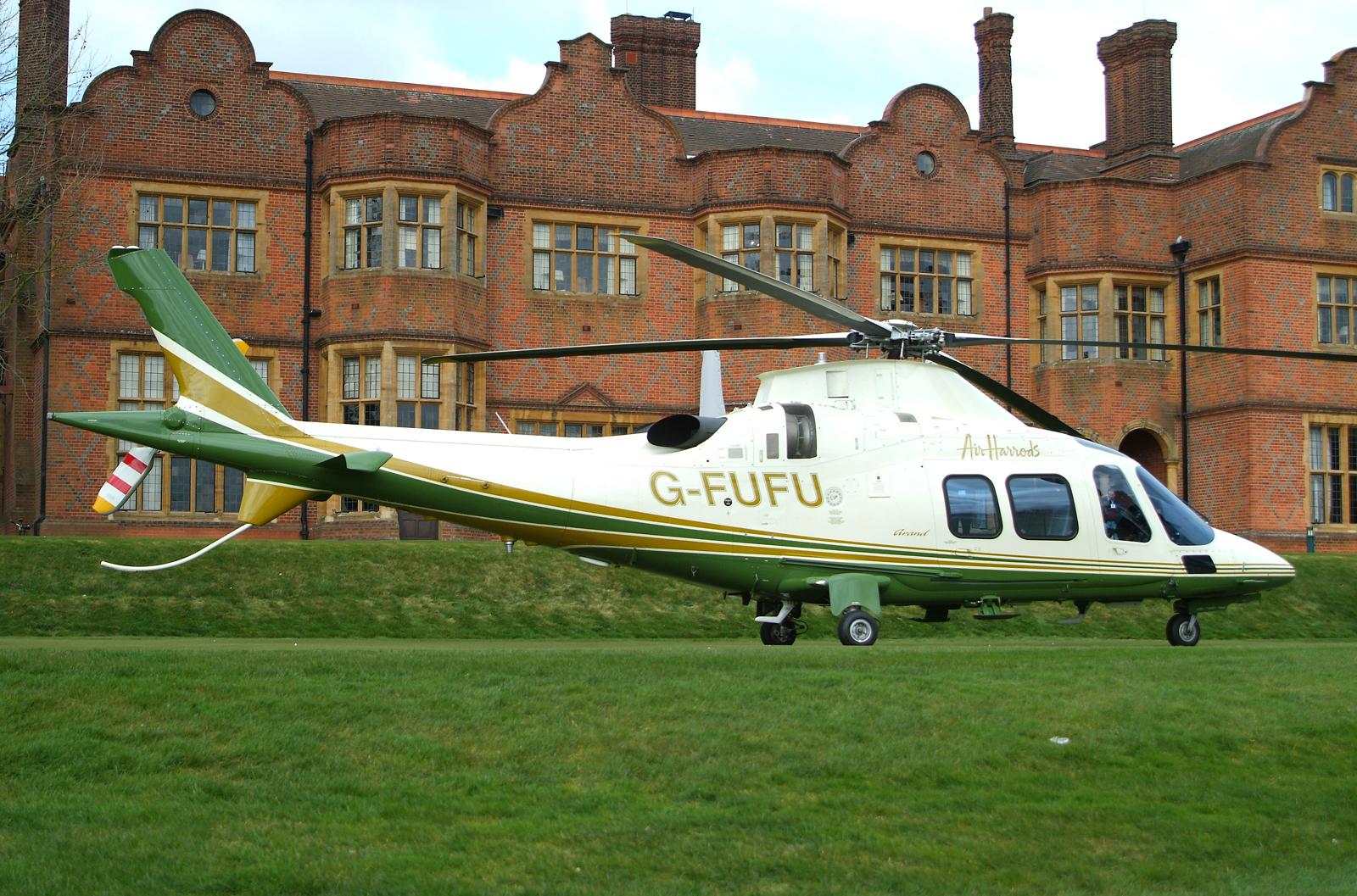 2007 Agusta A109S Grand