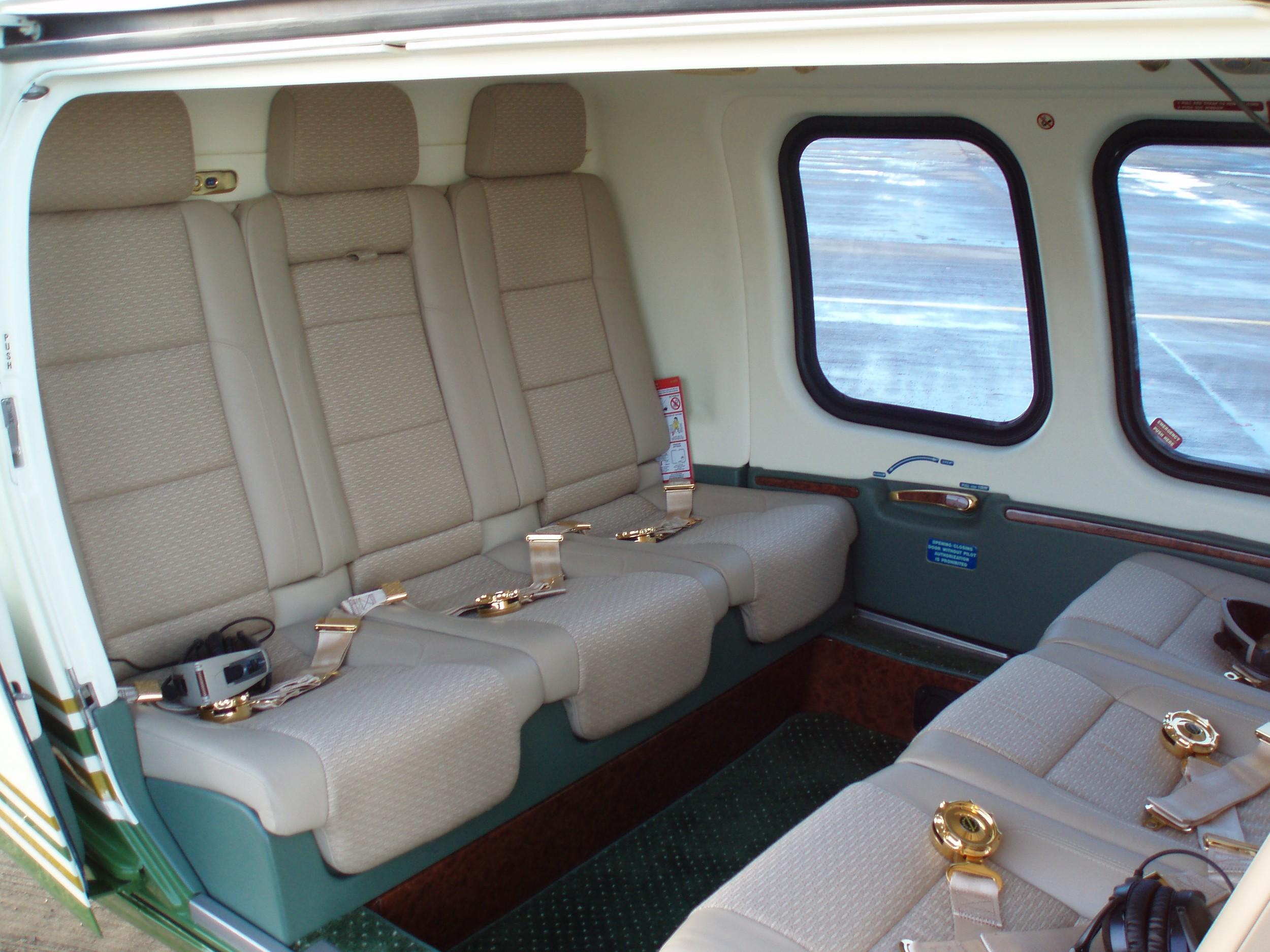 A109S Grand Interior