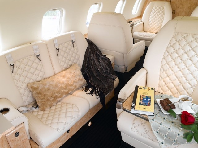 Lear 60 Charter