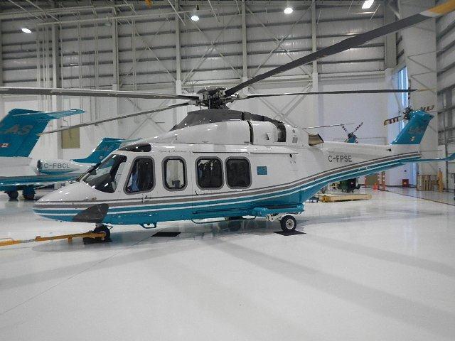 2007 Agusta AW139 Exterior