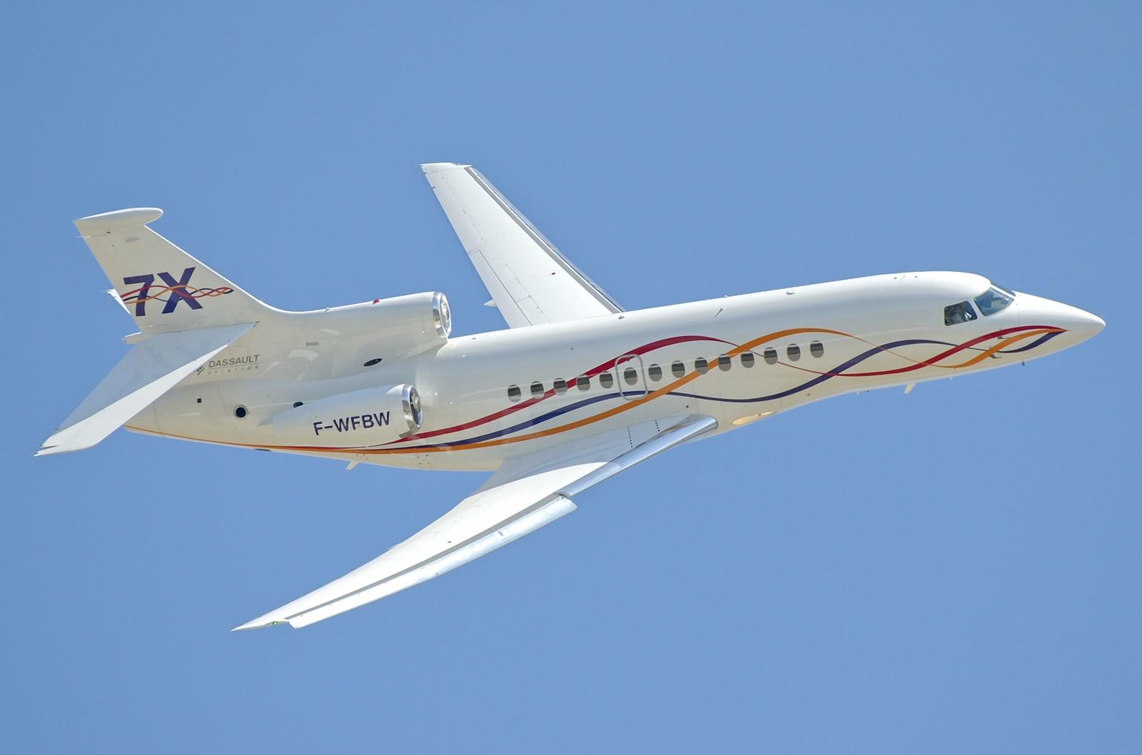 Altus Aviation Dassault Falcon 7X September Market Update