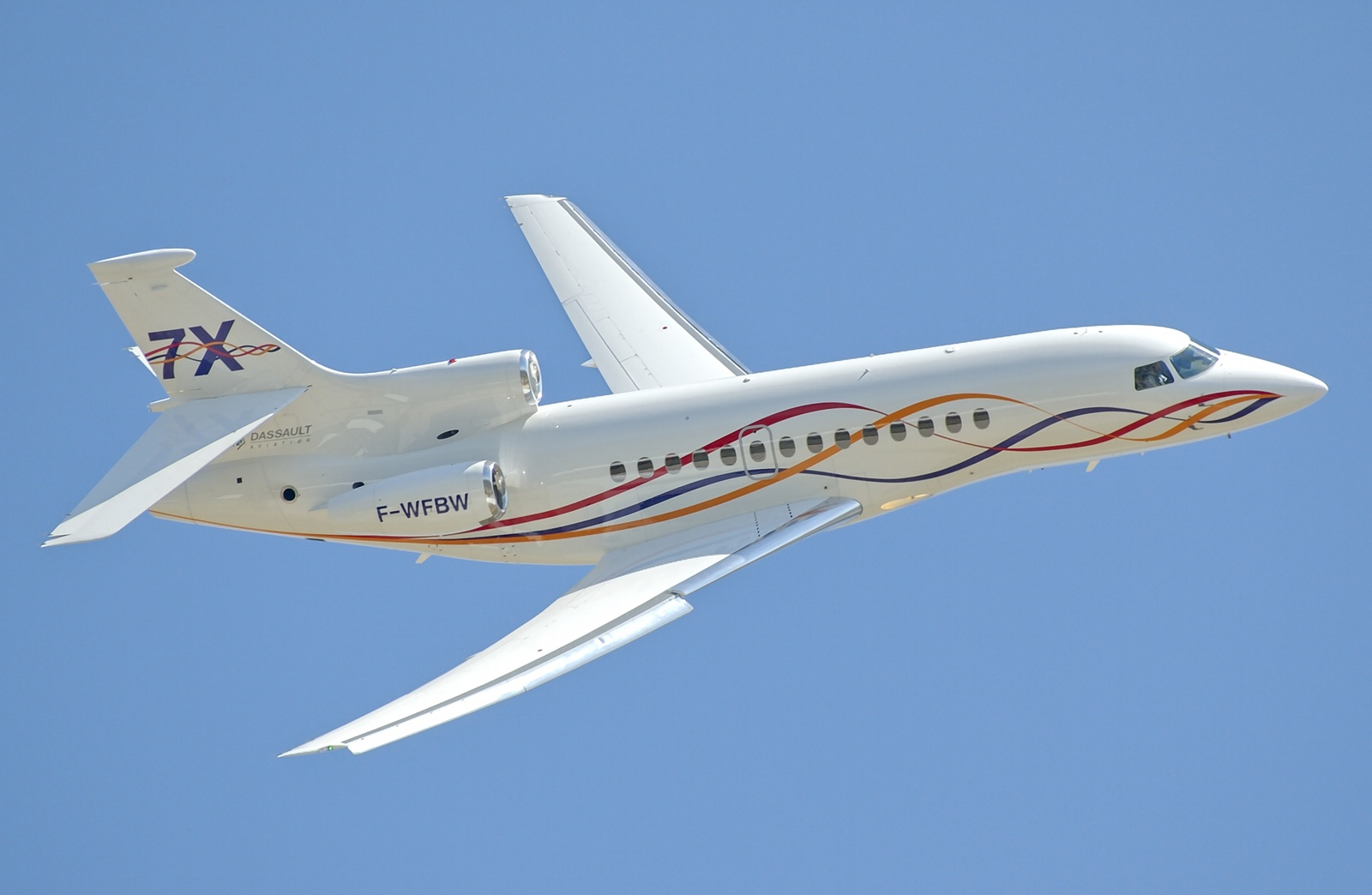 Dassault Falcon 7X Market Report - March 2016