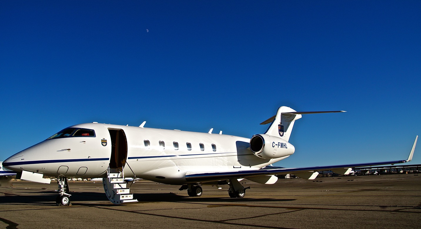 Challenger 300 FILE PHOTO