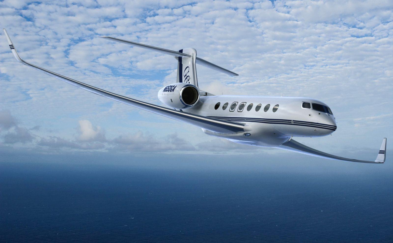 Altus Aviation Gulfstream G650/ER Market Report February 2018