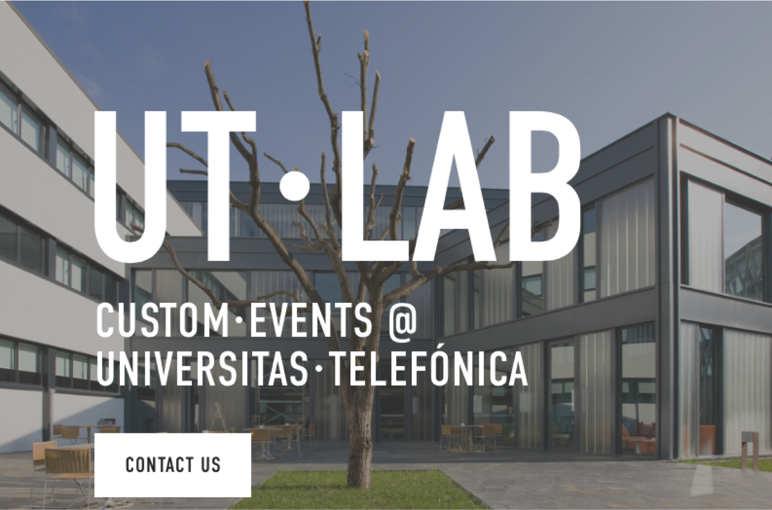 Custom events @ Universitas Telefónica