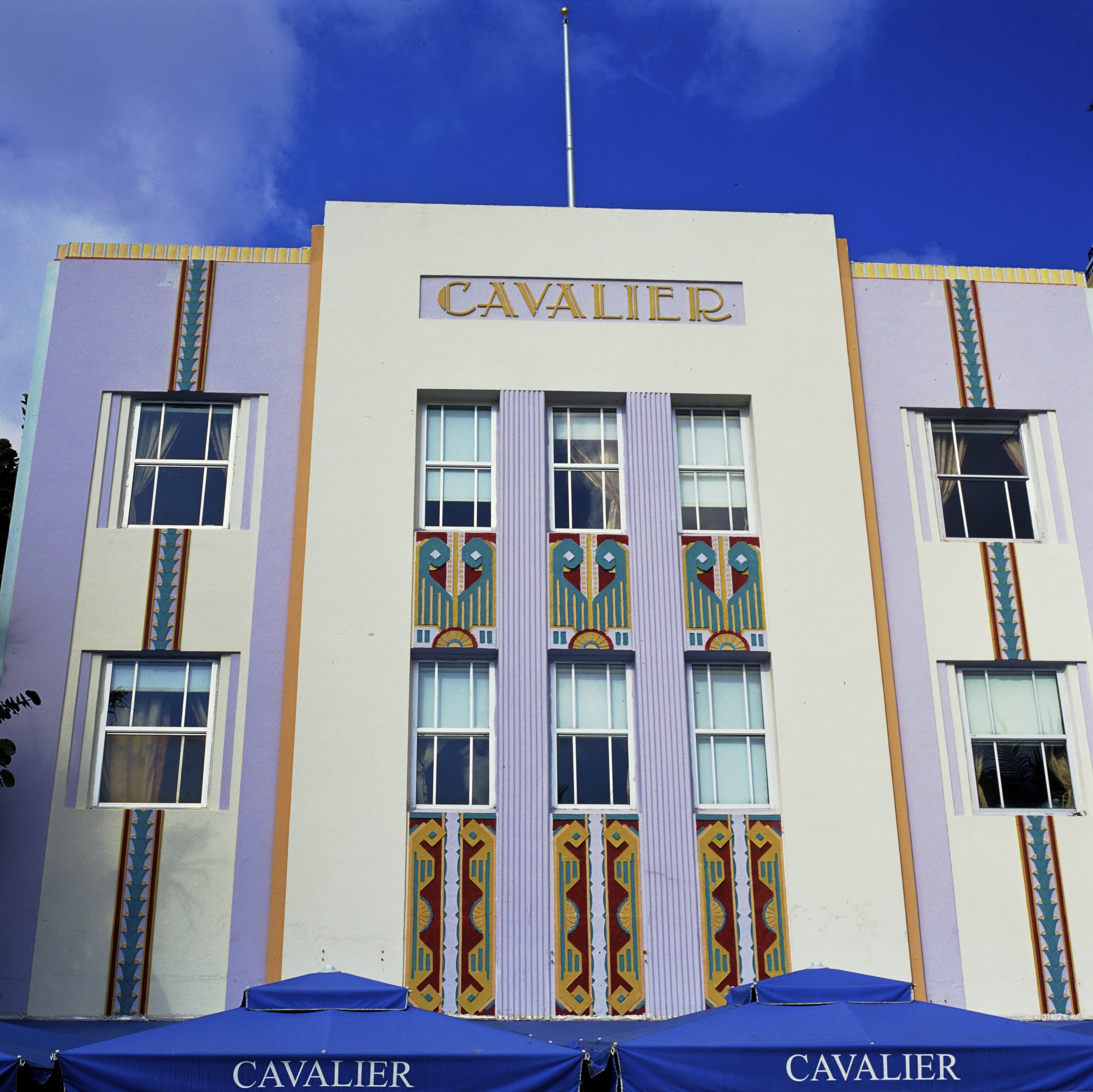Art Deco Hotels: Miami Beach, Florida