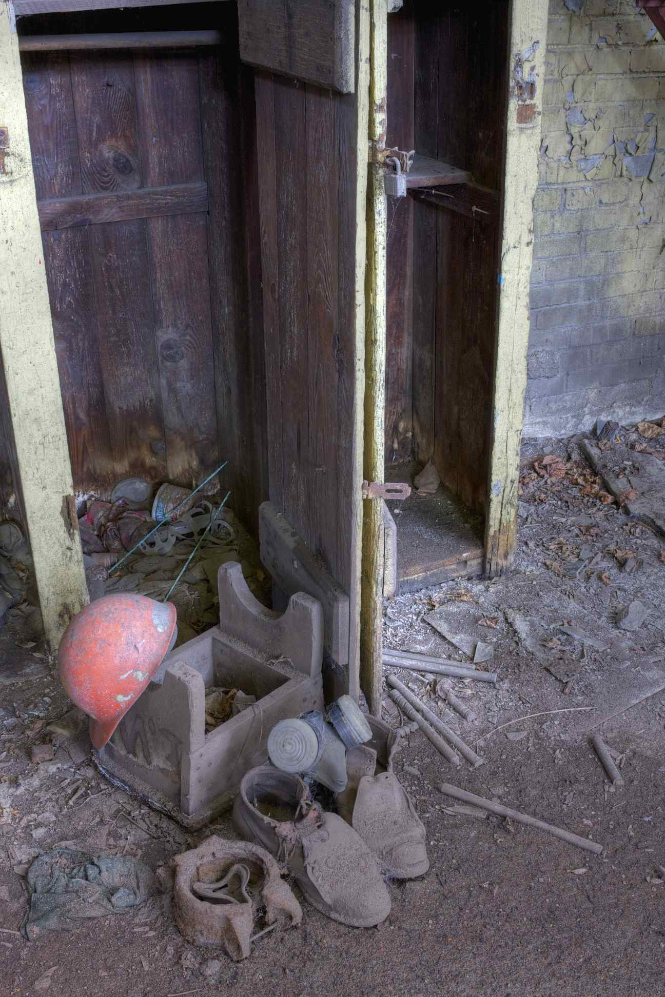 Fort Pitt Foundry: Boots and Helmet
