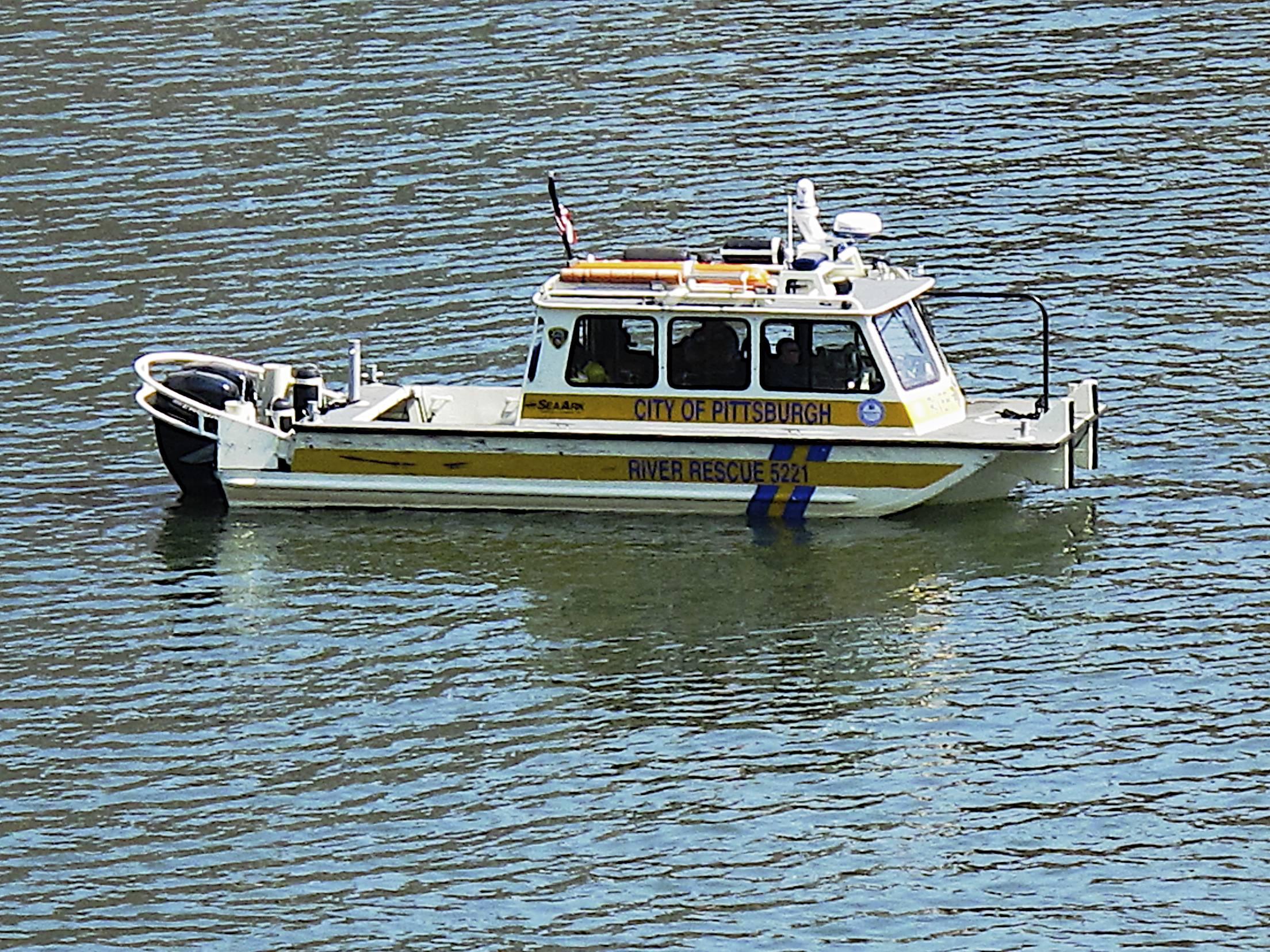 Pgh Boats: River Rescue on the Monongahela