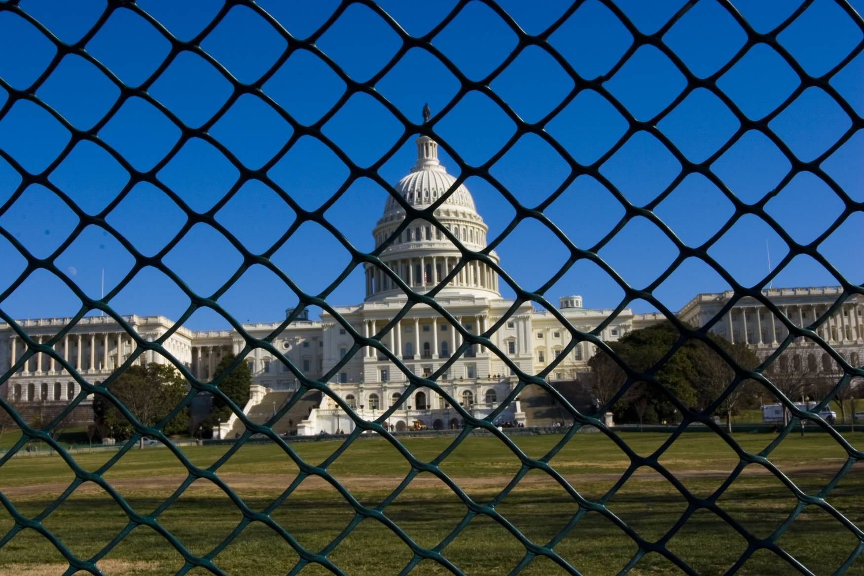 Voices of Patriotism: Congress Fenced In