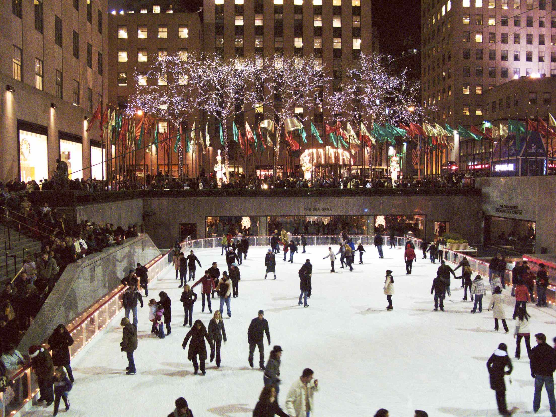NYC Icons: Rockefeller Center