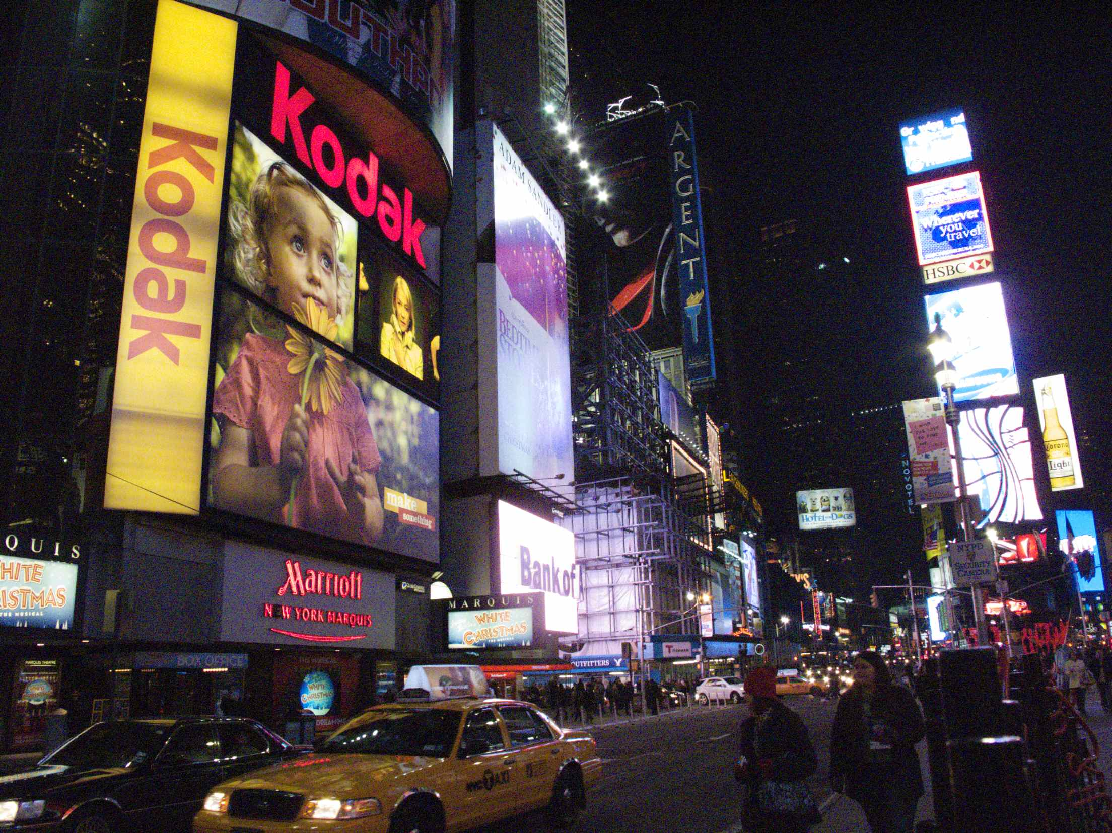 NYC Icons: Times Square
