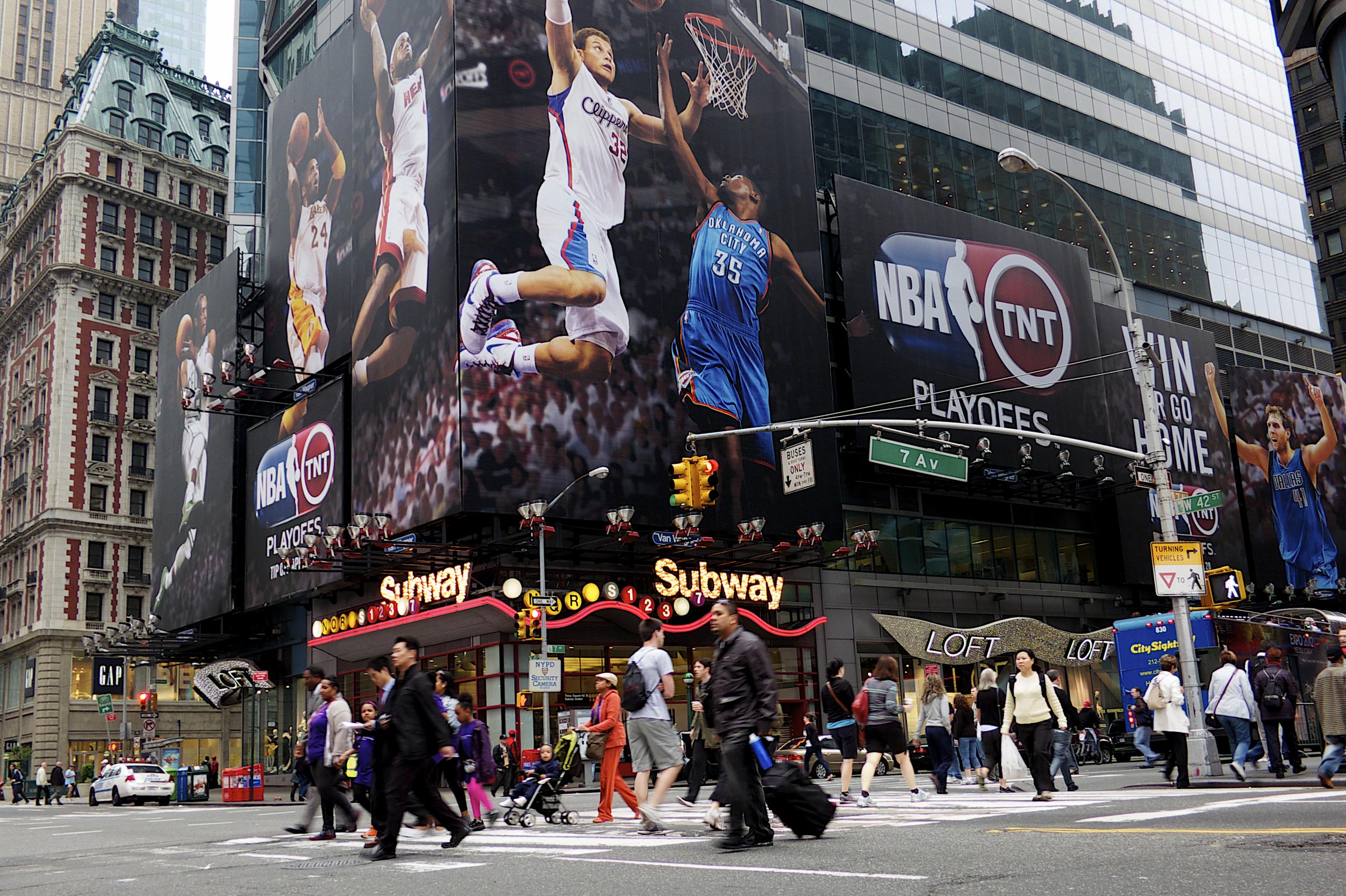 NYC Icons: Media Kings
