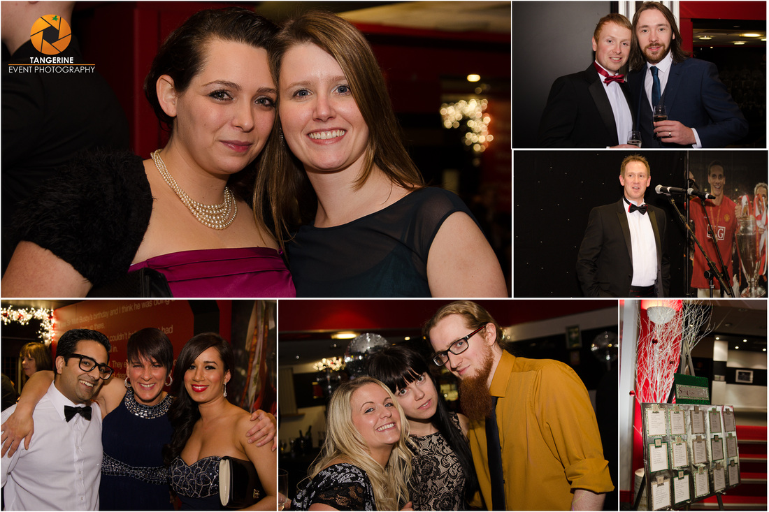 Sage's Annual Xmas Party at Old Trafford