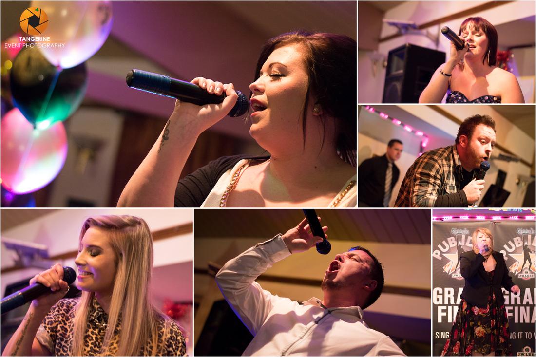 The Carlsberg & JW Lees Pub Idol Final 2013