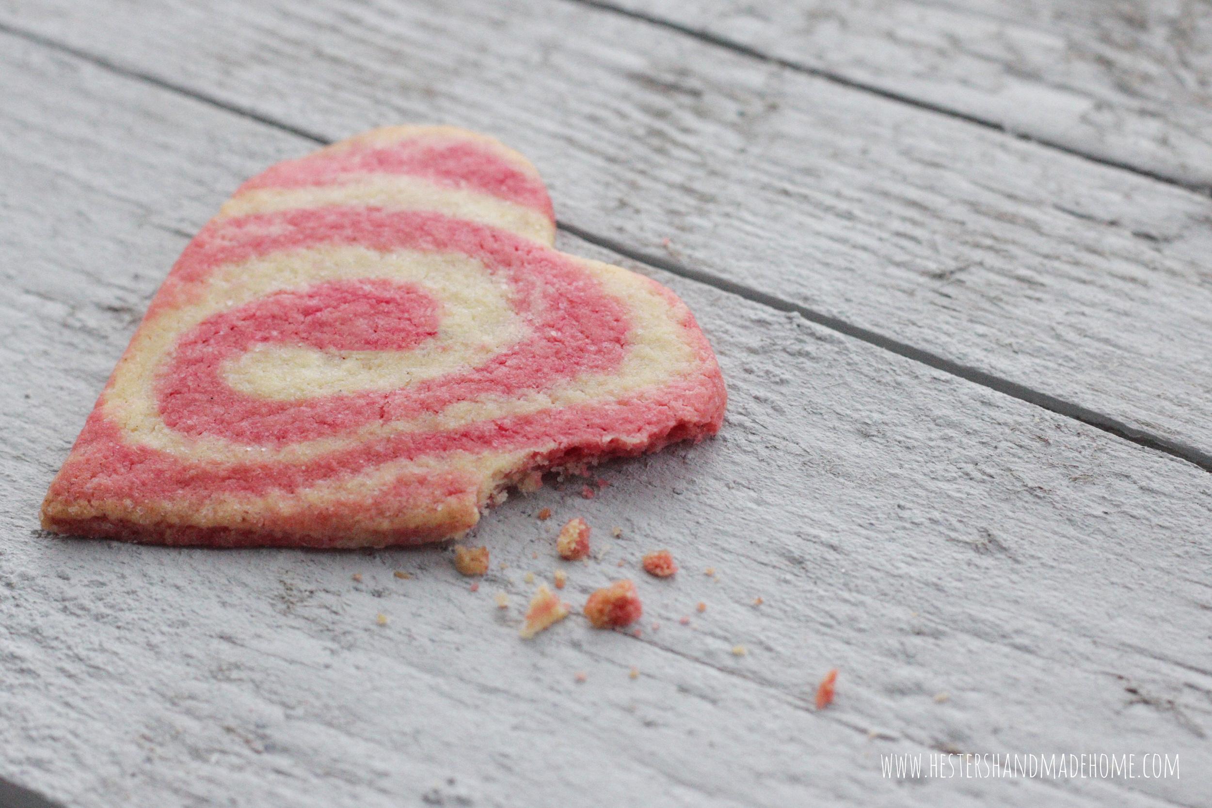 valentines cookies hestershandmadehome