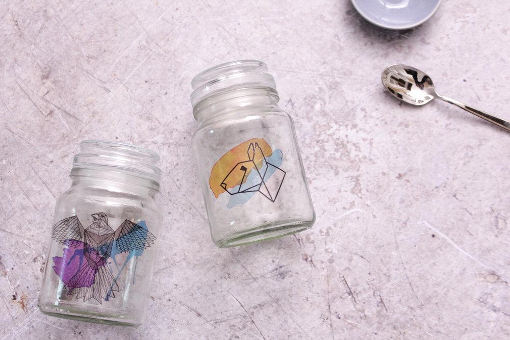 Tattooed Jars Diy Hester S Handmade Home