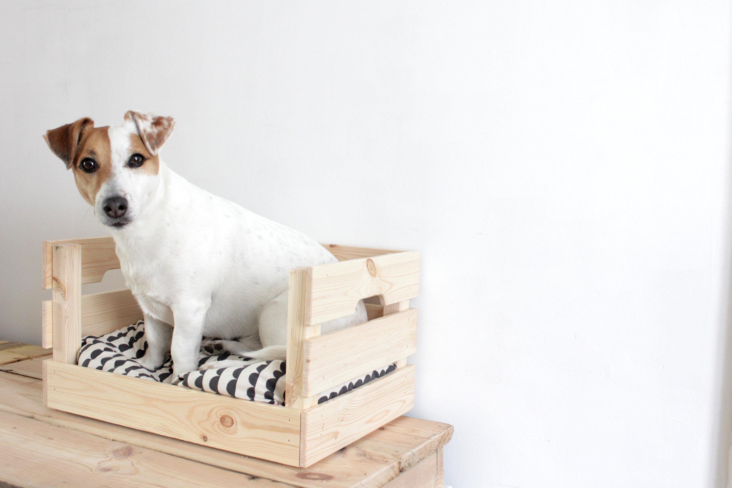 Ikea Hack Dog Bed Hester S Handmade Home