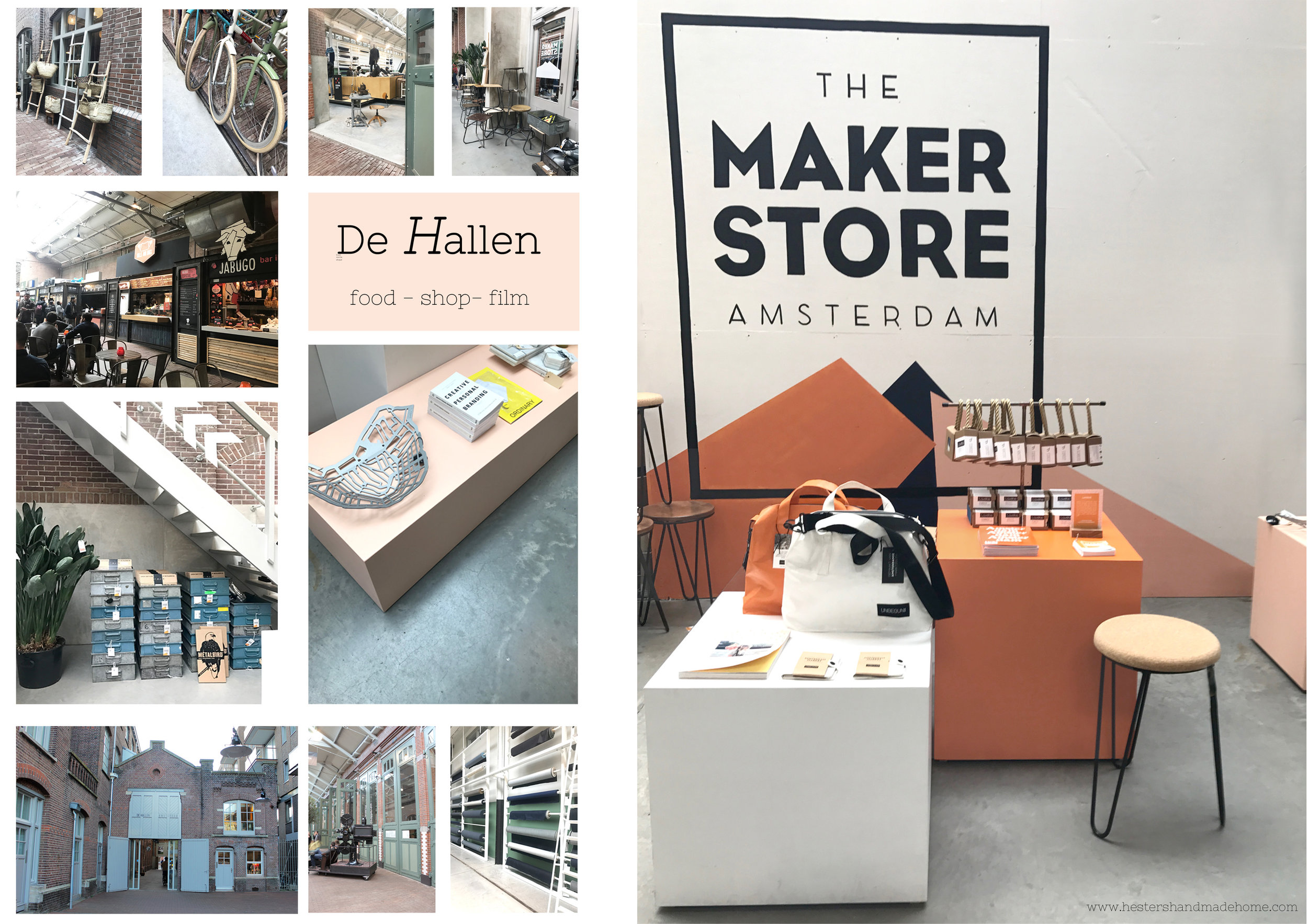 de Hallen Amsterdam city guide by HHH