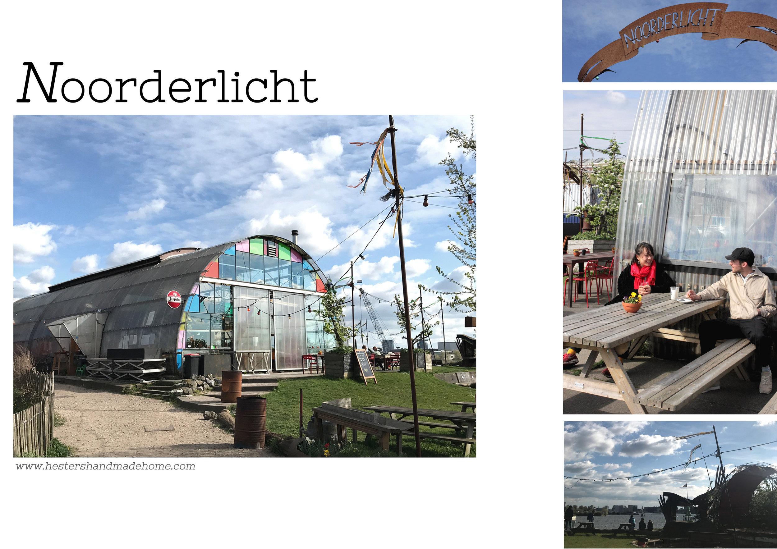 Noorderlicht Amsterdam city guide by Hesters Handmade Home