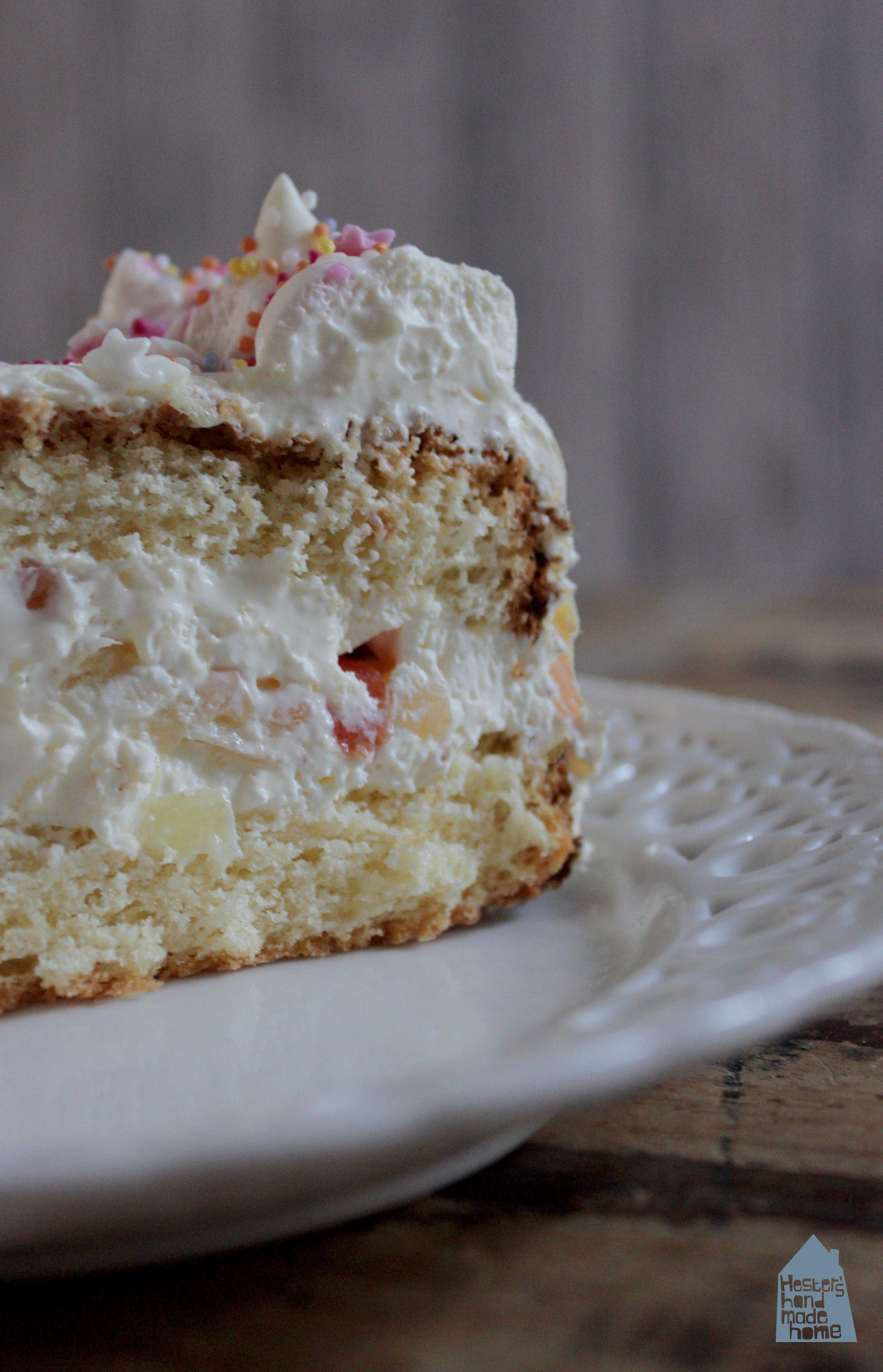 Traditional Dutch Birthday cake recipe by www.hestershandmadehome.com