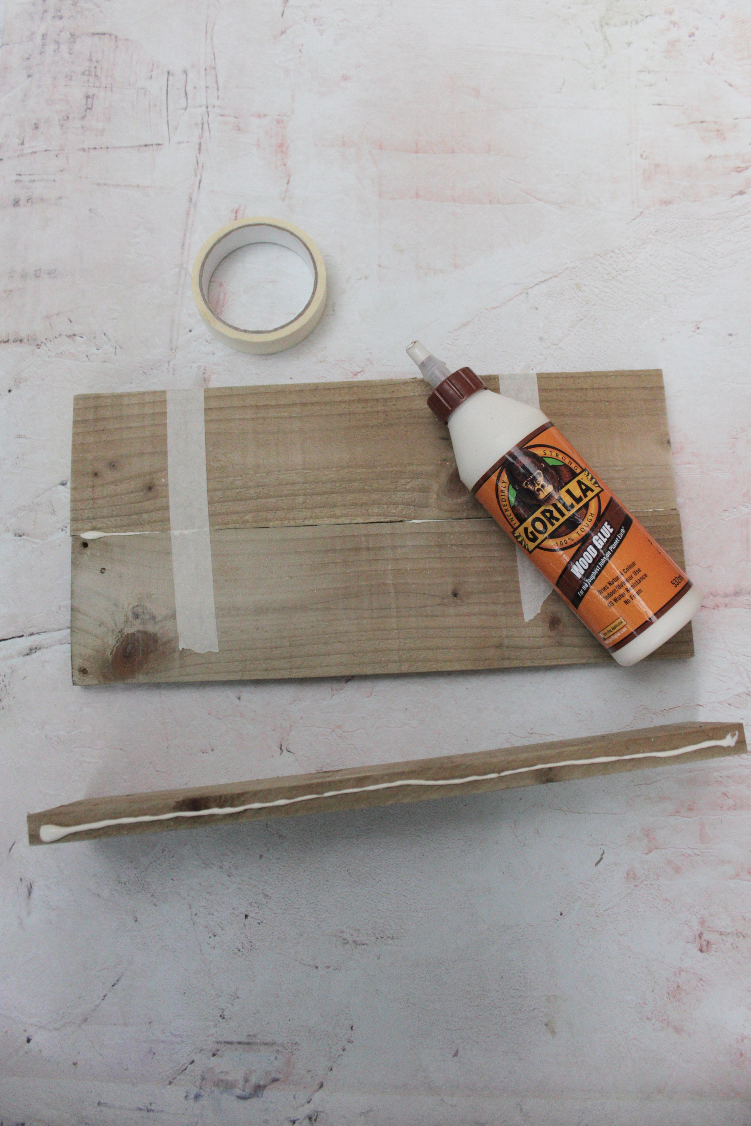 Make a cook book holder, tutorial by www.hestershandmadehome.com