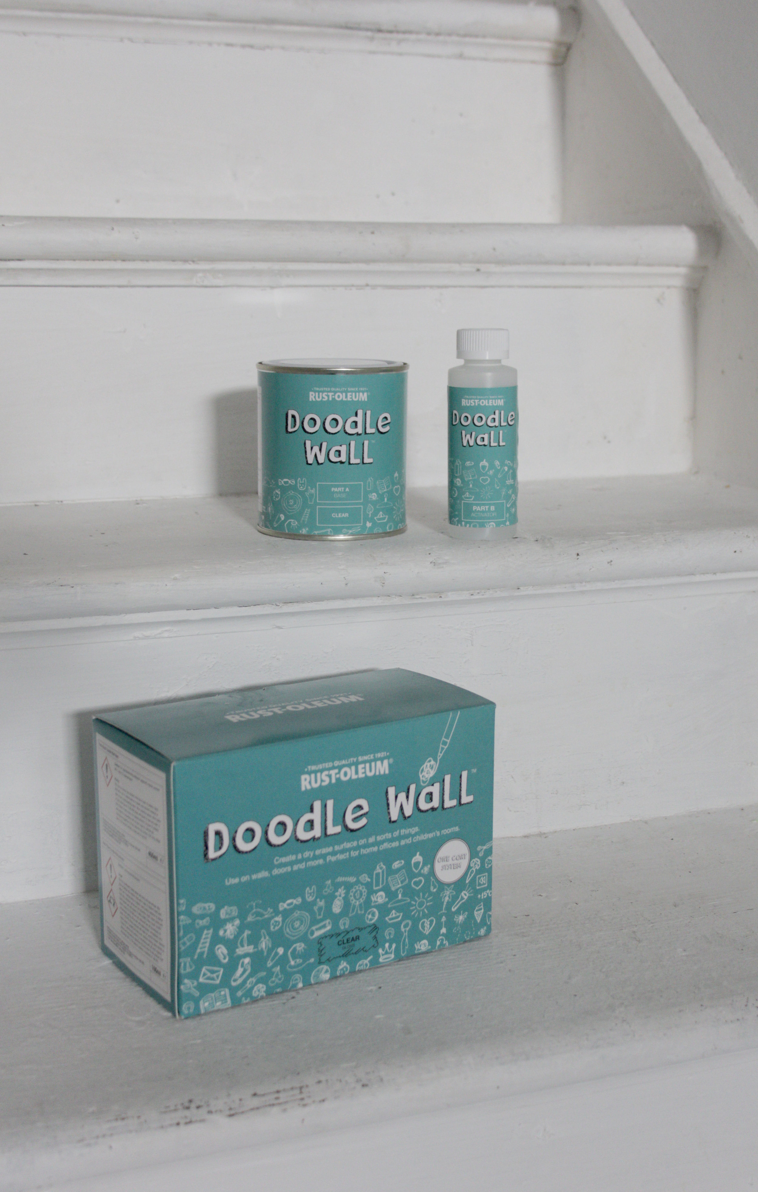 Doodle Wall by Rust-Oleum