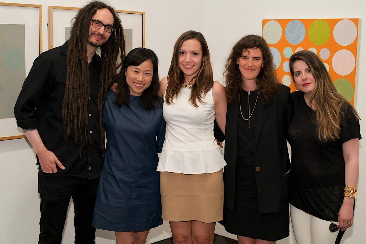 Jeremy Hof, Jinny Yu, Ola Wlusek, Monique Mouton + Leah Turner