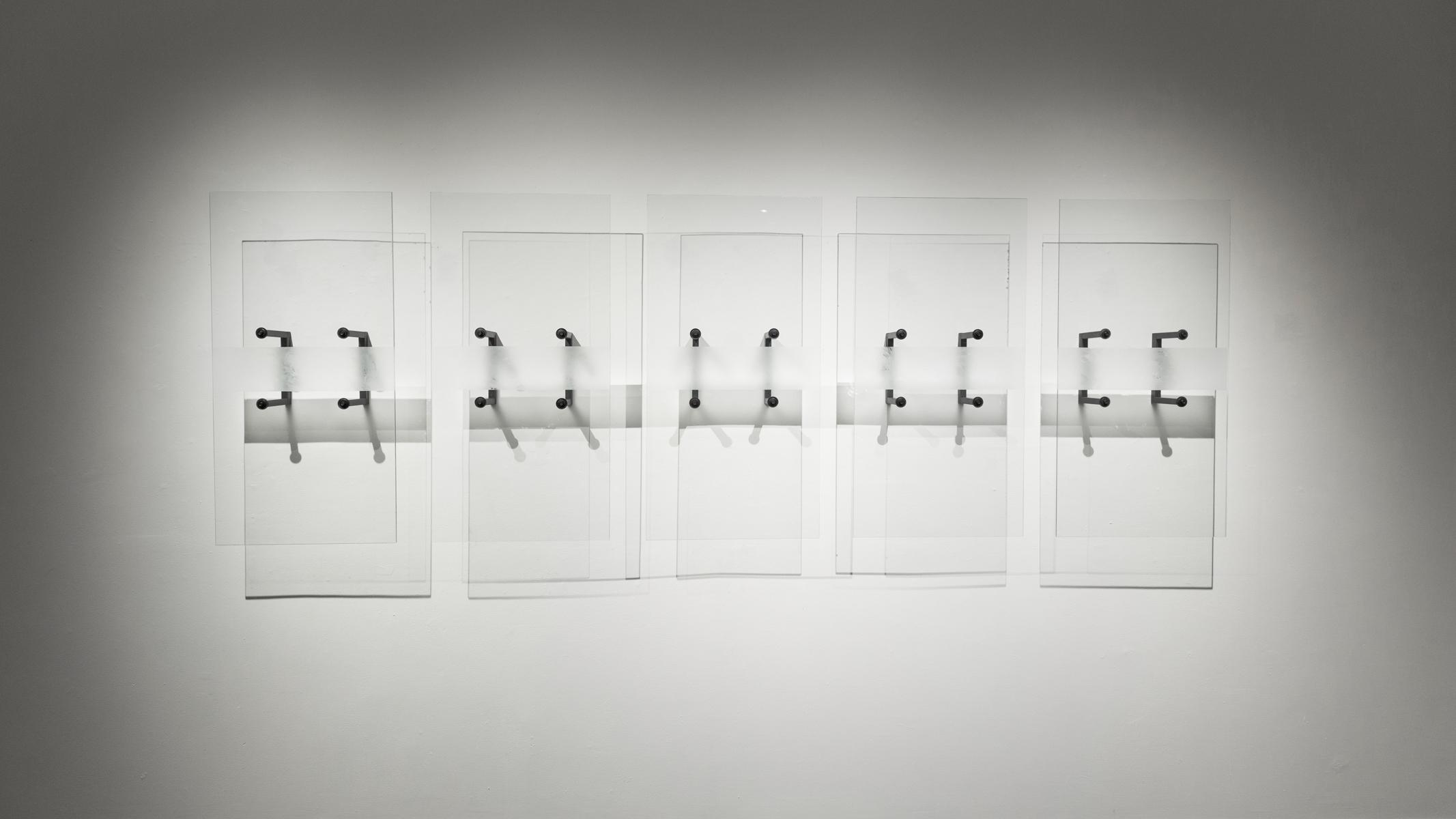Michael Belmore, sculpture installation
