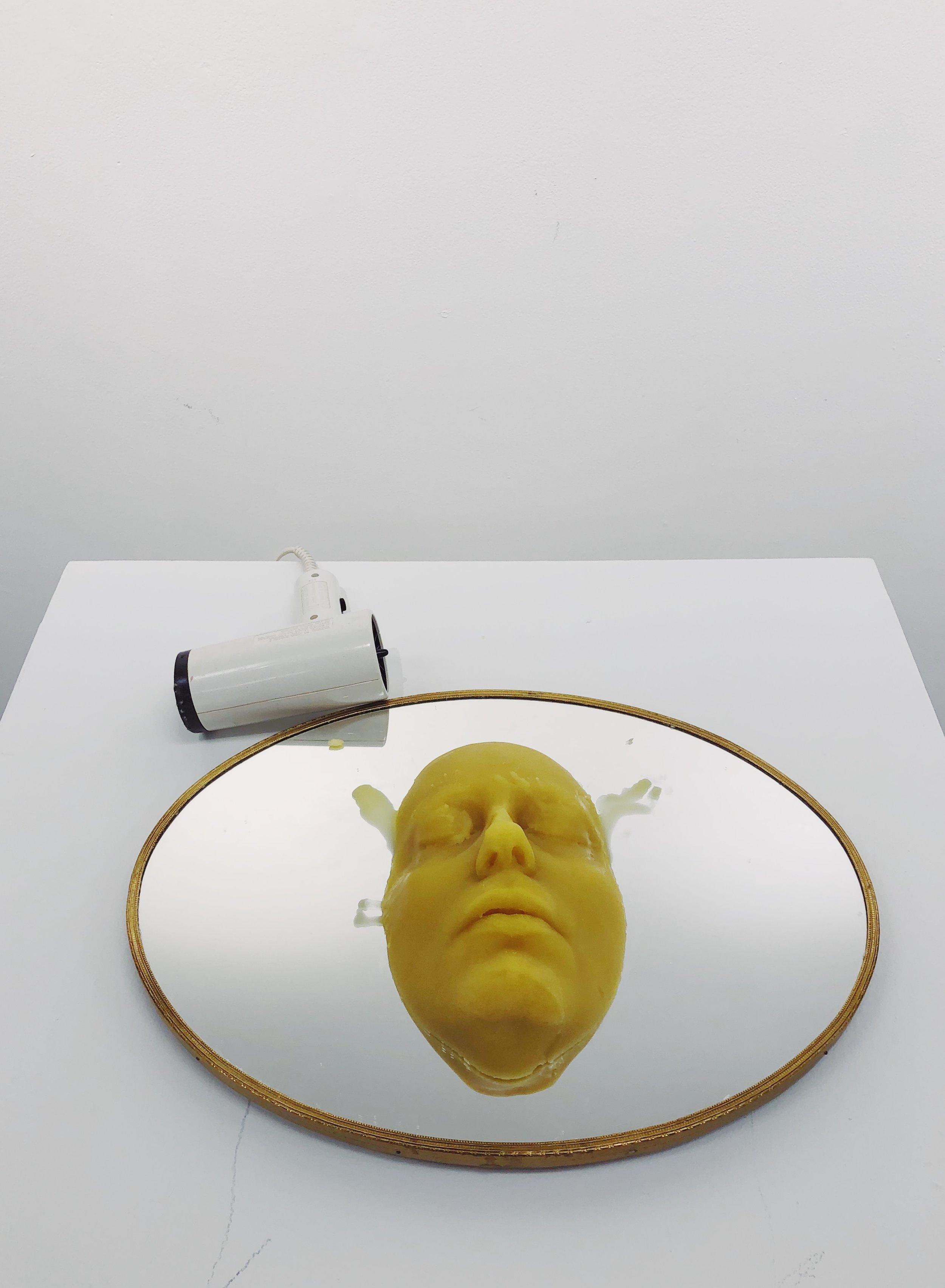 Sharon VanStarkenburg, temporal sculpture installation