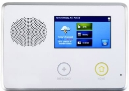Original LCD Touch Screen Home Automation Alarm Panel