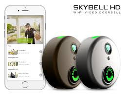 Hampton Roads Security Skybell Video Doorbell