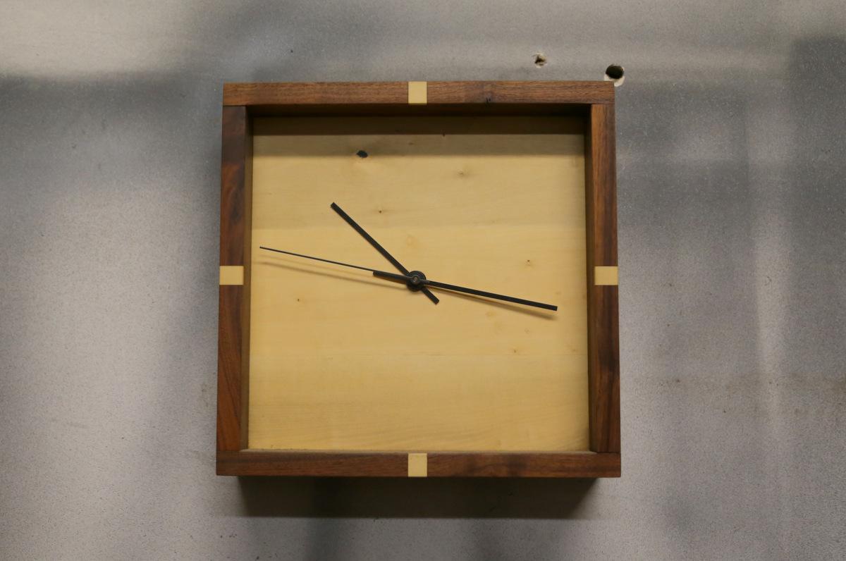 The Pernt clock.