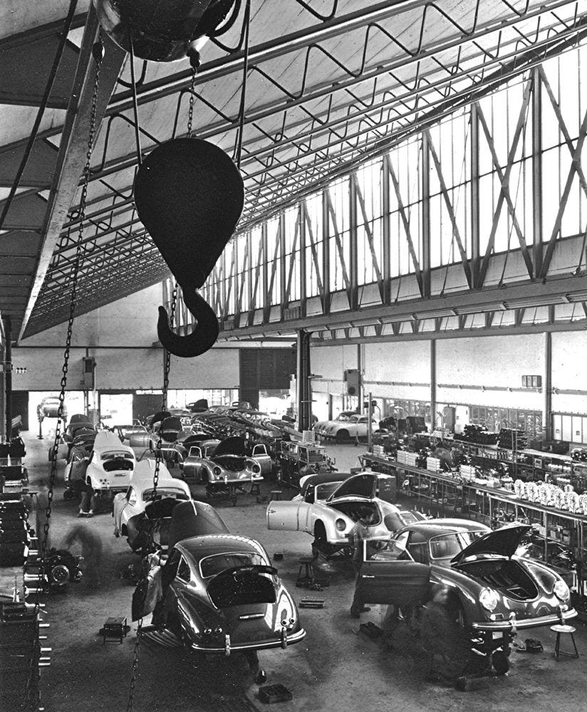 Porsche during the 50s?