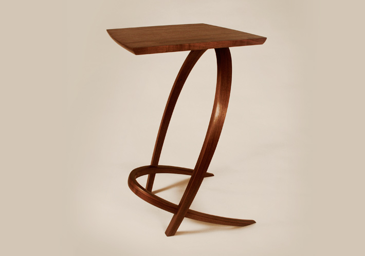 Reed Hansuld End Table No. 1.