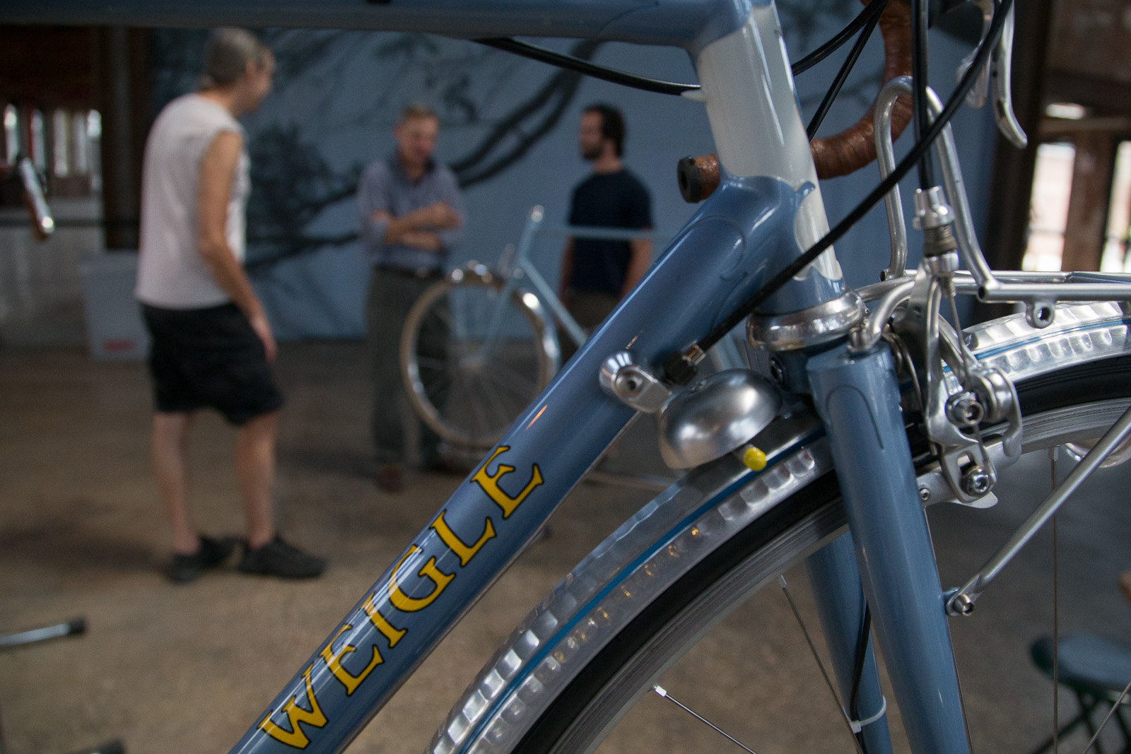 J.P. Weigle Cycles