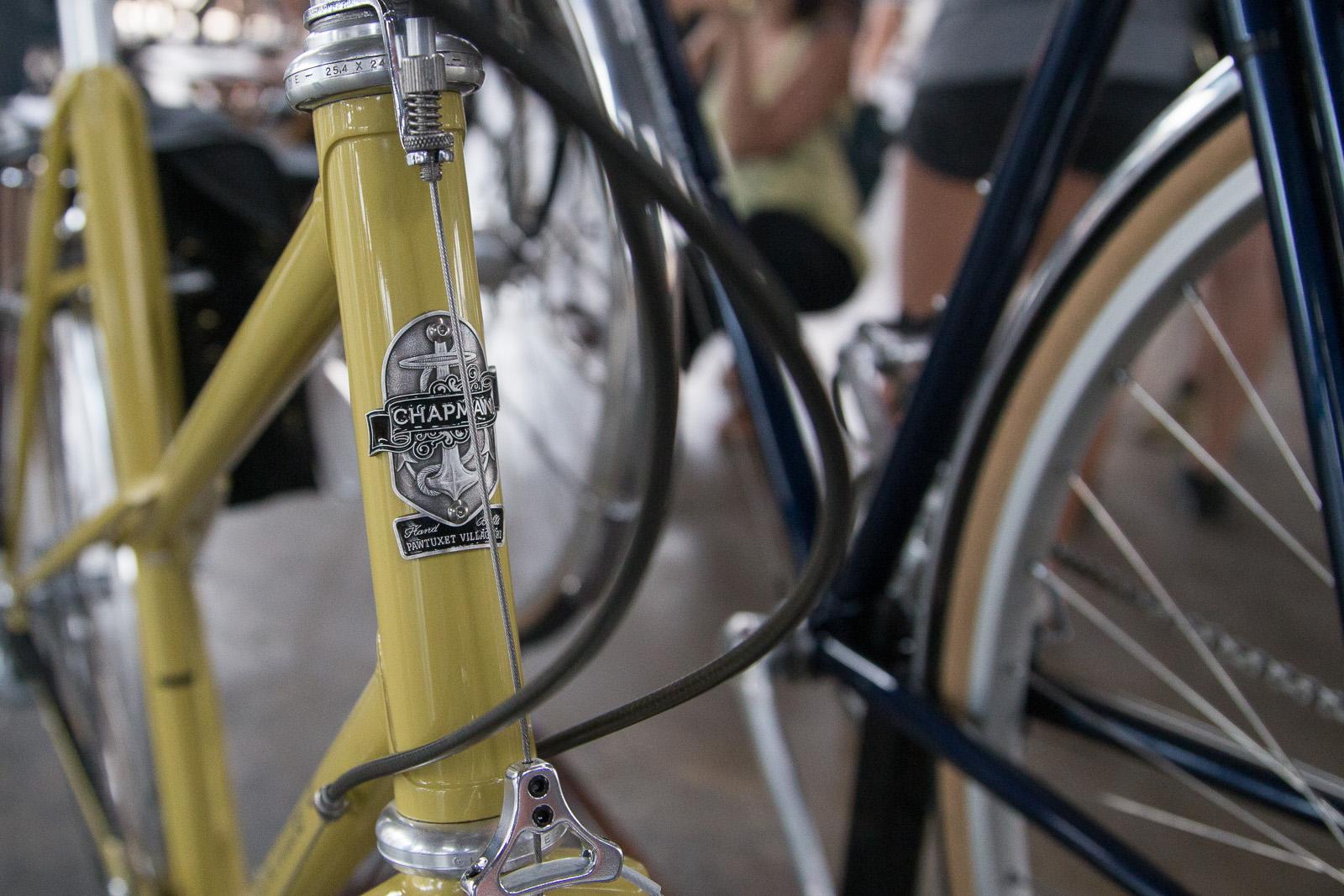 Chapman Cycles.