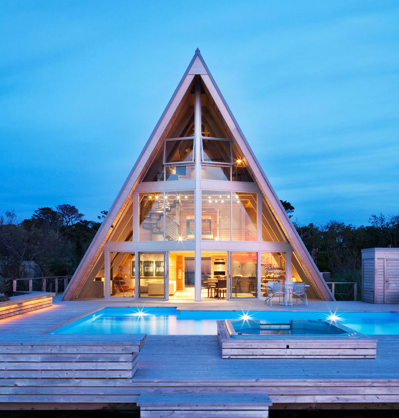 A-Frame Architecture Style