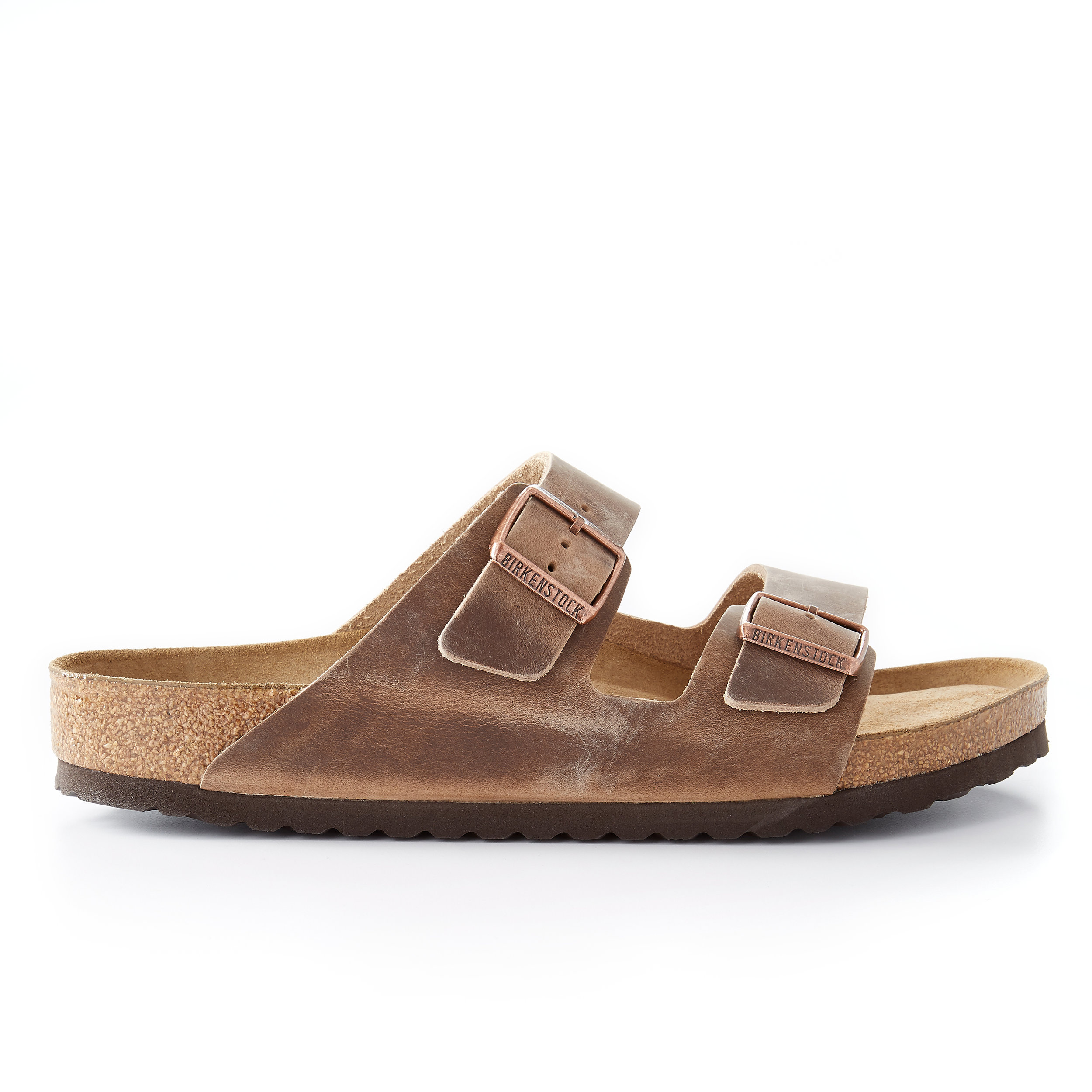 FLOPS - Birkenstocks are cool again, not that you give a shit. You never did because you knew how comfortable they are. Wear these free from superficial worries. ($125)