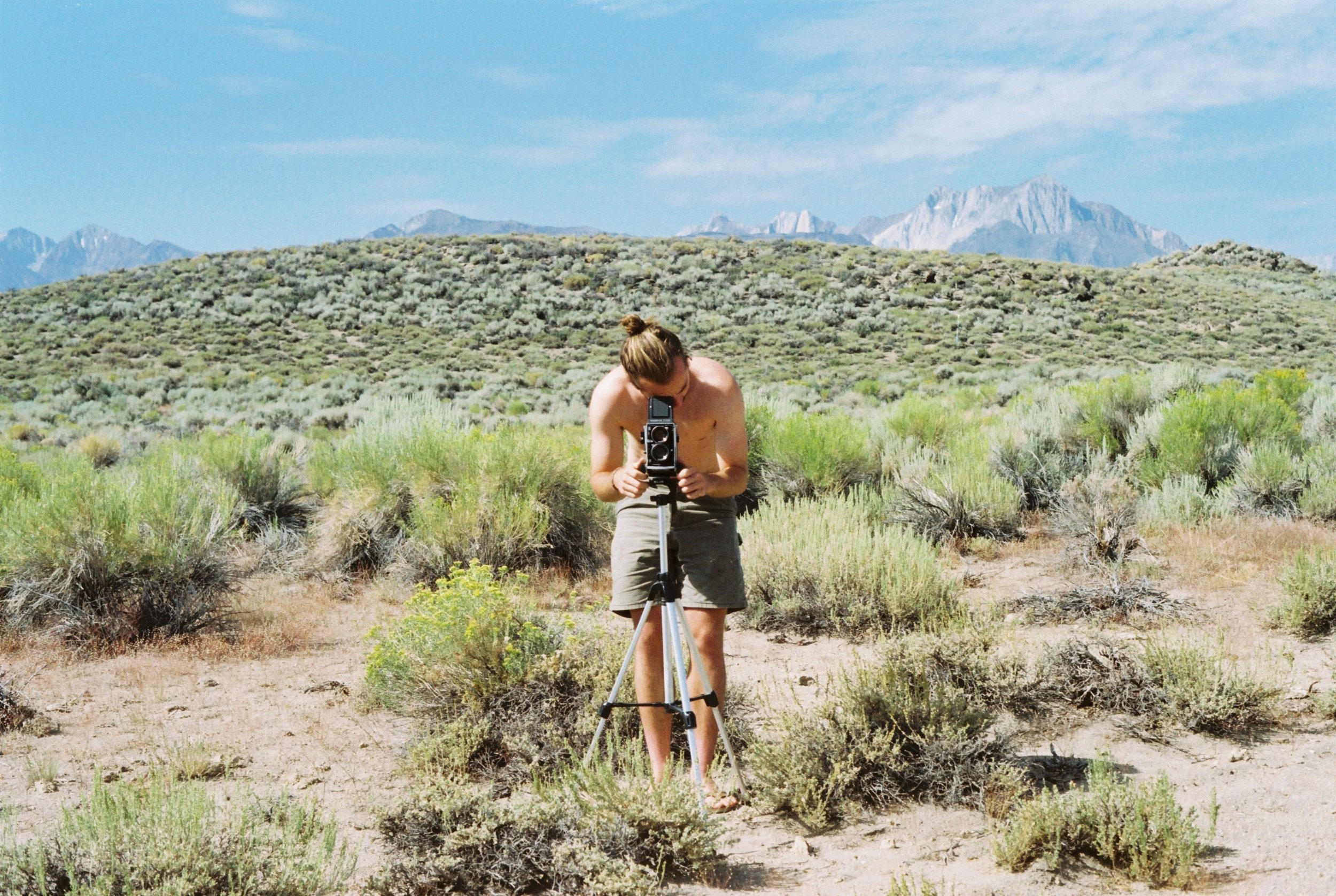 Owens Valley Medium Format Camera