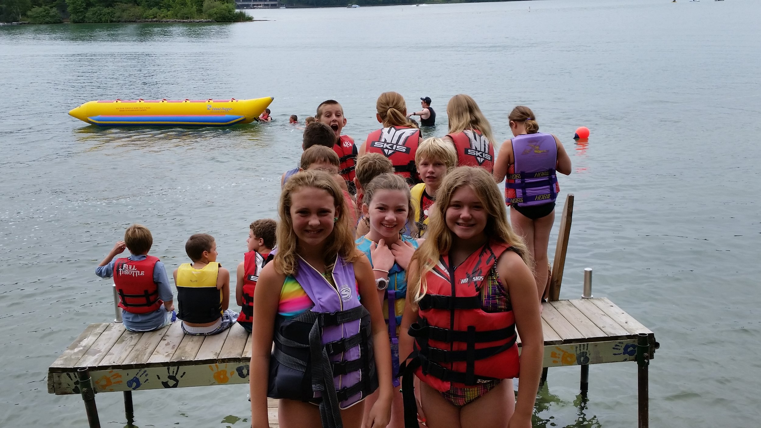 Day Camps - Youth who completed 4th or 5th grade in the spring of 2018 can explore the island, swim, go tubing, & more! This summer we are offering a girls' day camp, a boys' day camp and a co-ed day camp at Onaway, as well as a co-ed day camp at Hartman Creek State Park.