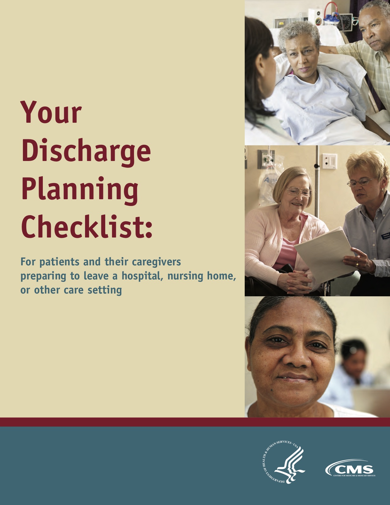 Discharge Planning Checklist -