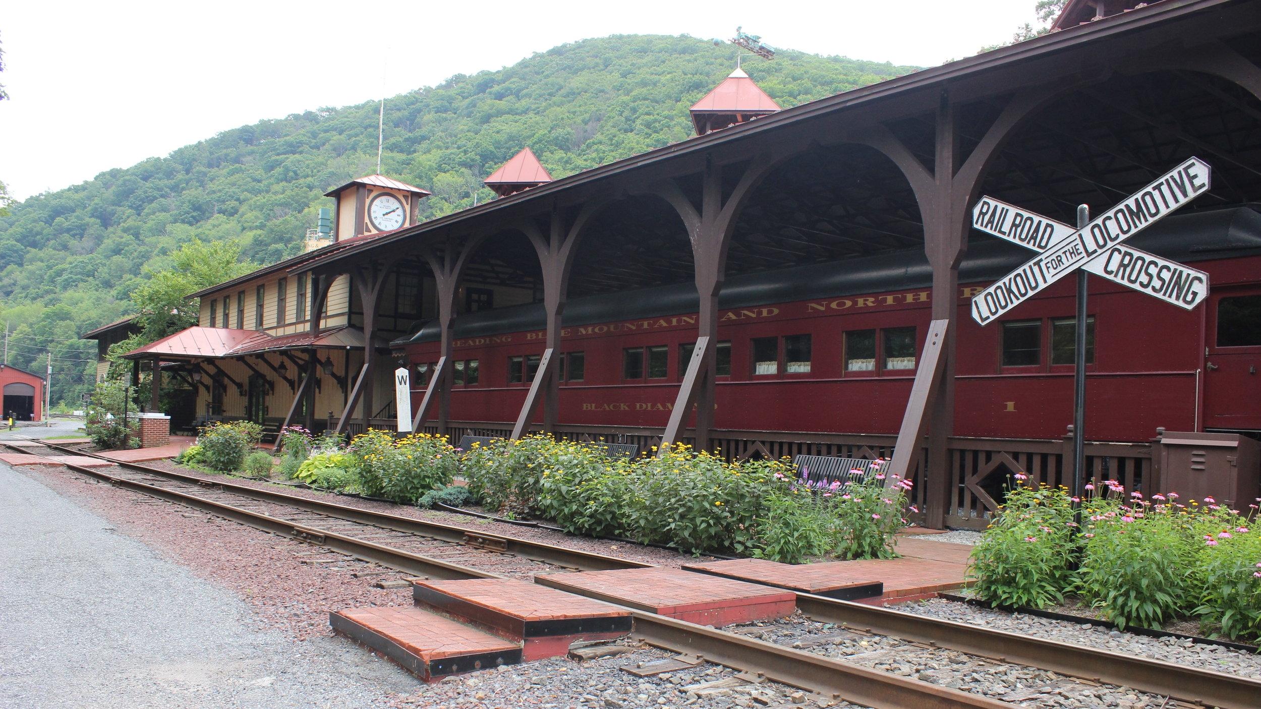 Port Clinton Station -