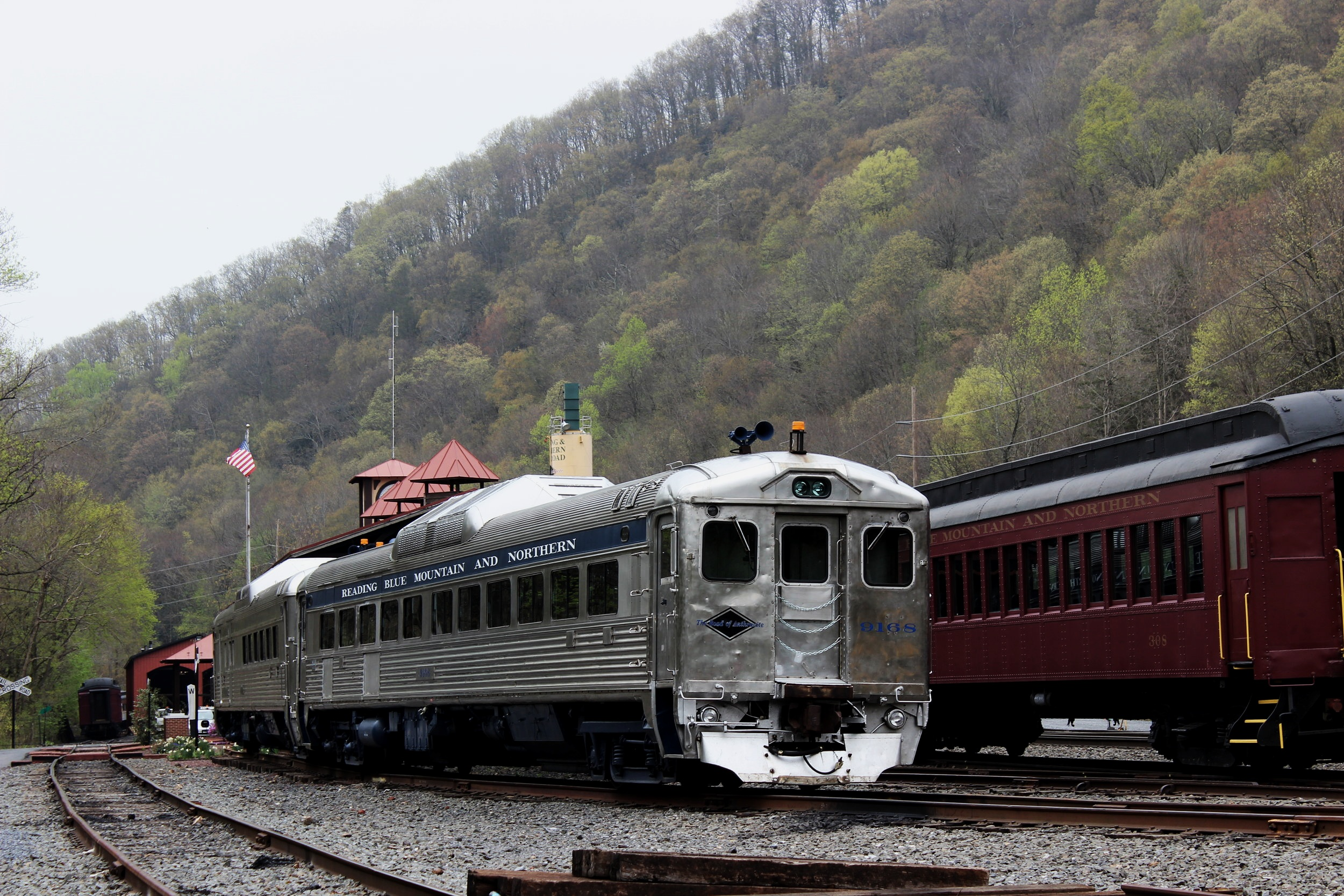 2019 Train Schedule — Reading Blue Mountain & Northern