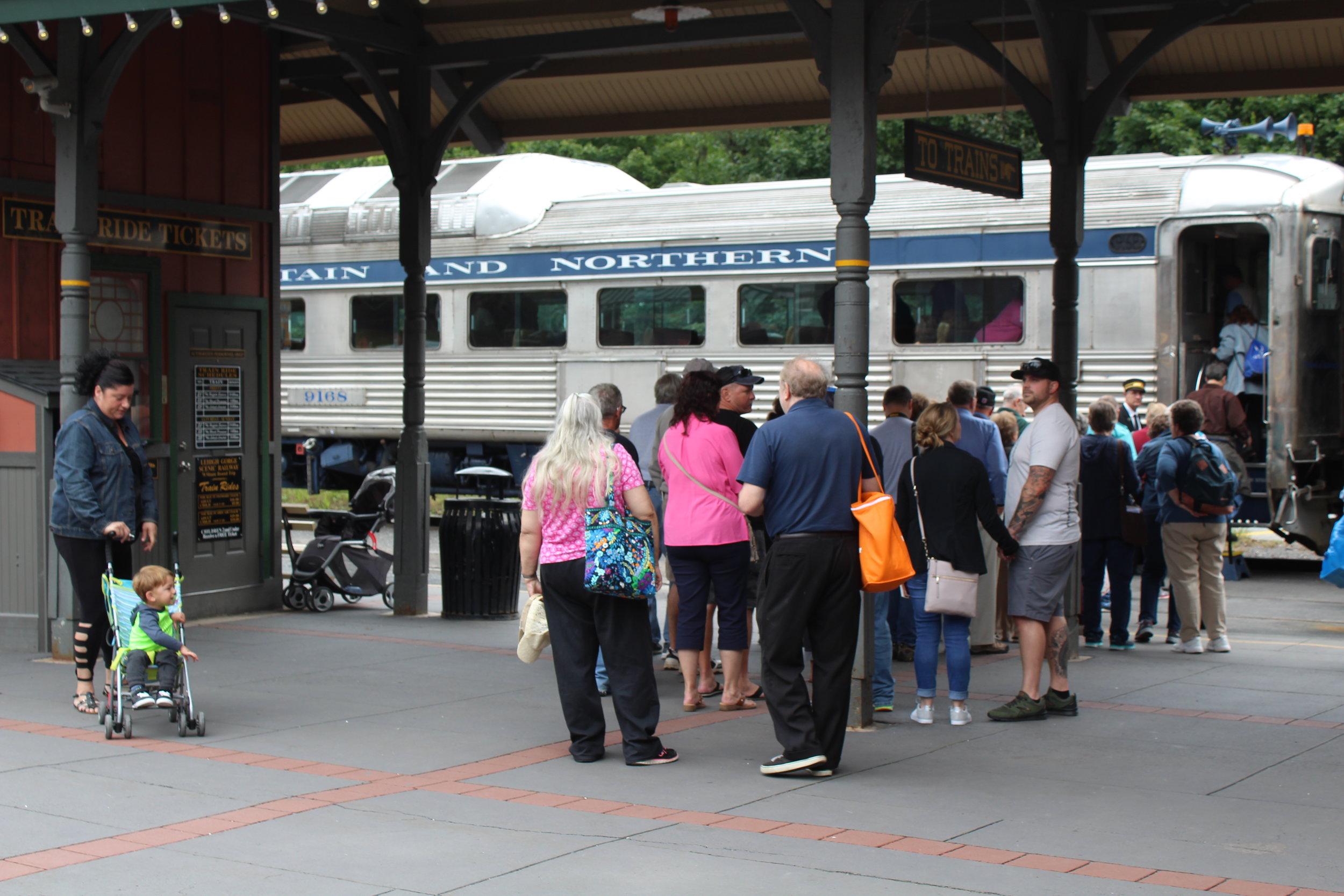 2019 Train Schedule — Reading Blue Mountain & Northern