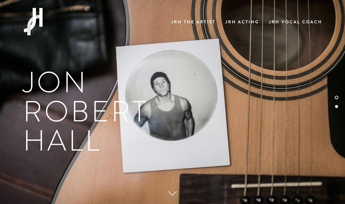 Jon Robert Hall