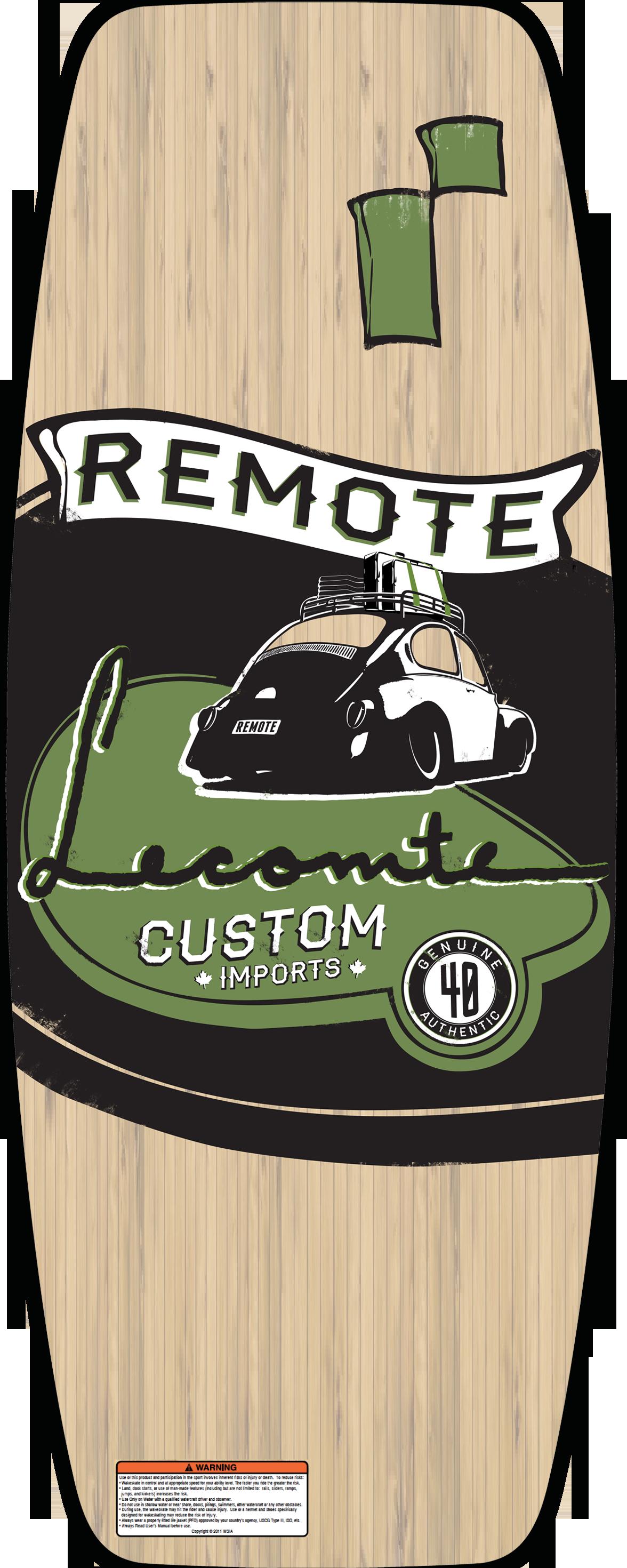 View Lecomte's Customs