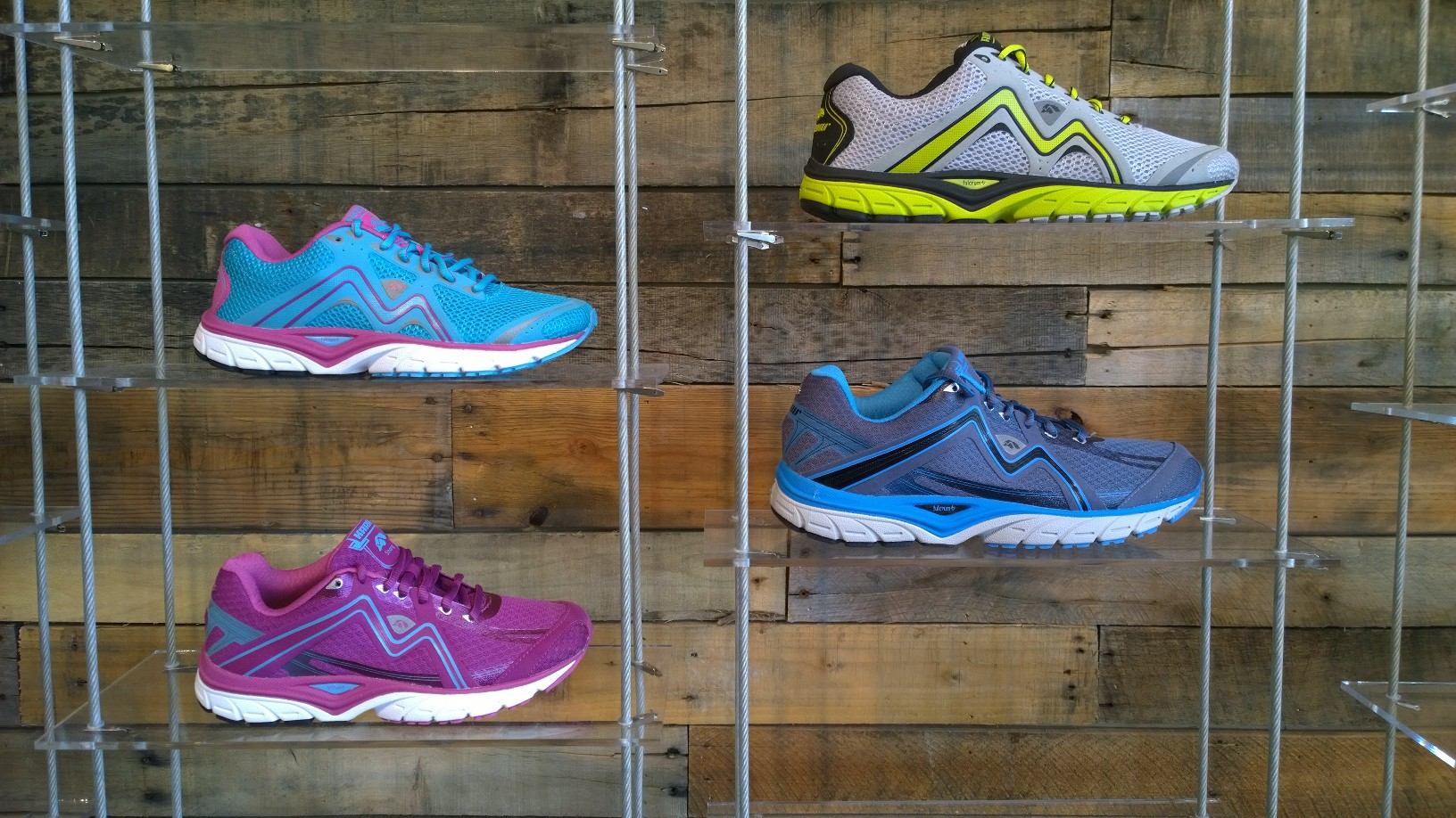 New Karhu Training Shoes: Fast 5 and Strong 5