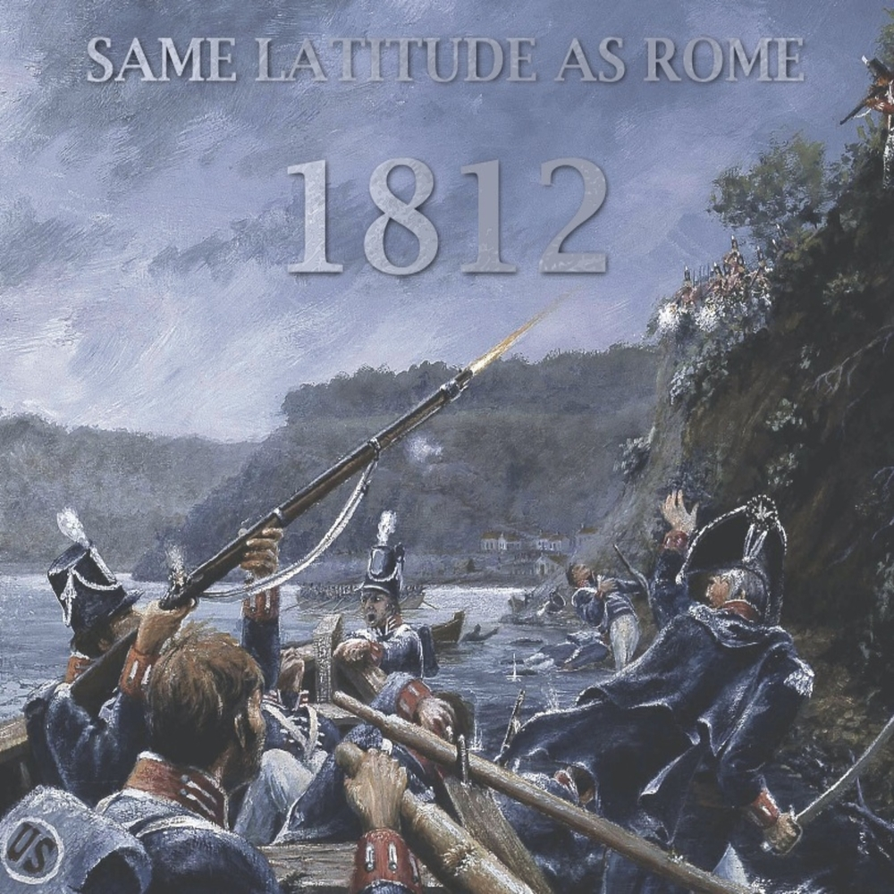 1812 - 2012 ReleaseTracks:1812Capture of the Cuyahoga PacketSkirmish of the River CanardBrock at DetroitCaldwell's RangersBattle of Stoney CreekBattle of Lake ErieProcter's RetreatTecumsethMcArthur's RaidersNous Sommes Canadiens