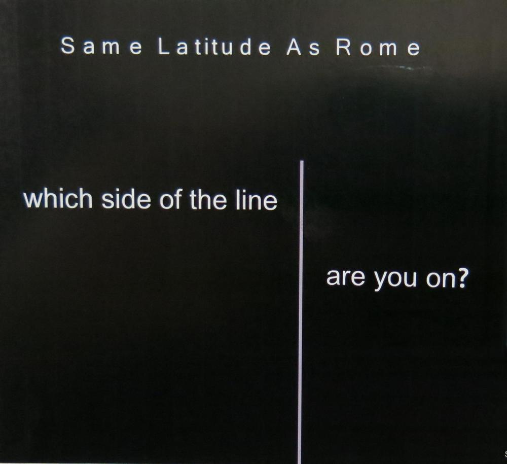 WHICH SIDE OF THE LINE ARE YOU ON? - 2008 ReleaseTracks:Which Side of the Line Are You On?SoonNight Time in the CityIt's All About the MoneyThe Reason We Stand HereHoney Put Clothes Back OnThis One's for MeHell Bound RideThe ConvoyCome All Ye Fair and Tender Ladies