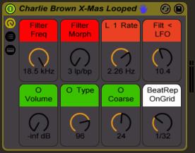 charlie brown christmas afrodjmac ableton
